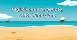 Schnäppchen, Gutscheine uvm. auf Shoppingpiraten.de