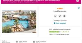 FTI Winterurlaub auf Fuerteventura