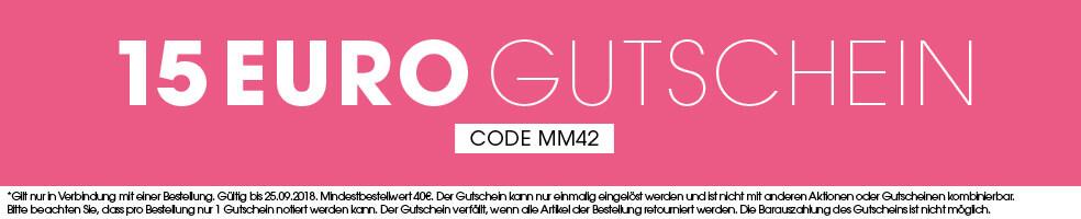 Miamoda Gutschein In Höhe Von 15 Eur Shoppingpiratende