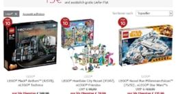 OTTO Rabatt Aktion auf LEGO