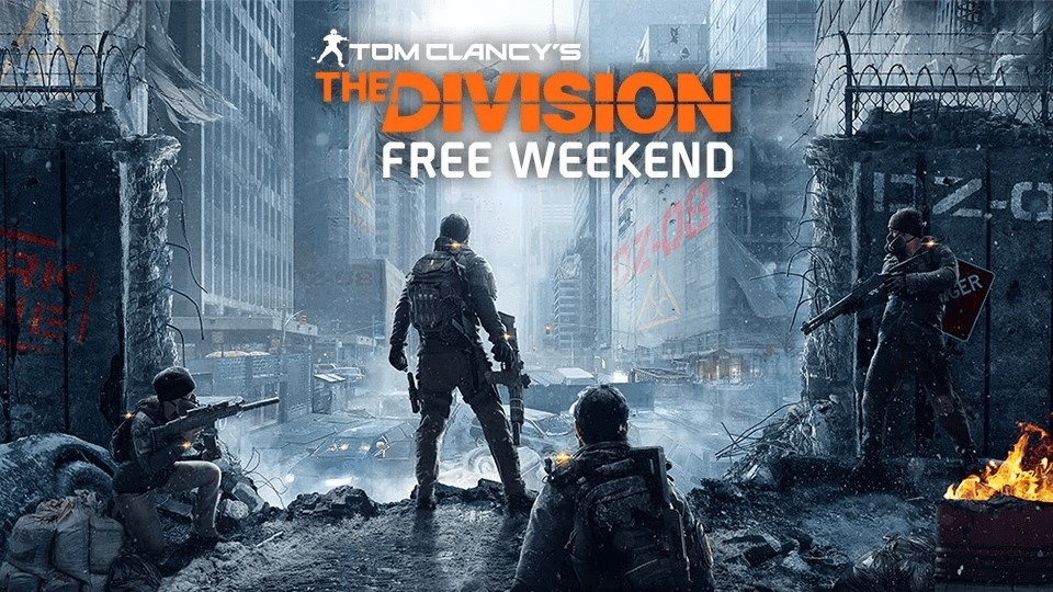 The Division von Ubisoft gratis spielen - Nur dieses Wochenende!