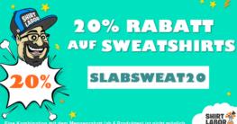 Shirtlabor Gutschein Sweatshirts