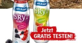 Milram Skyr gratis testen
